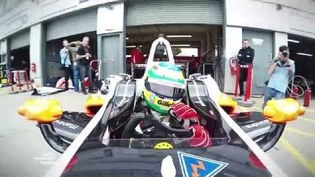 Inside track: final Donington test