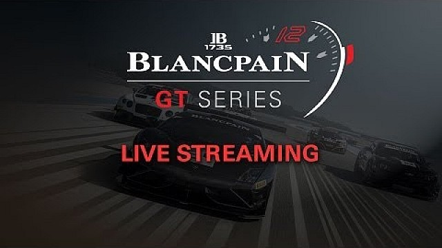 Blancpain Sprint Series, Algarve 2015