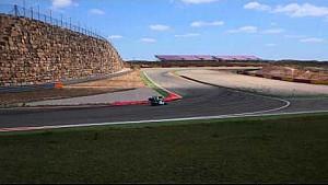 Rossi et Lorenzo en essais sur le Motorland Aragon