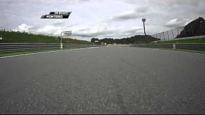 Circuito de Motegi vuelta con Tiago Monteiro bordo