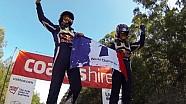 Sébastien Ogier et Julien Ingrassia Champions du Monde WRC 2015 !
