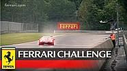 Ferrari Challenge North America - Mont-Tremblant 2015: Race 1