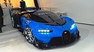 Bugatti Vision GT - démarrage de la vraie version