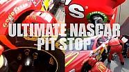 Pit stops en NASCAR - Sous différents angles