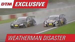 Nürburgring 2008: The Weatherman Disaster  - DTM Time Machine