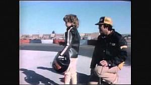 Jeff Gordon racing at 7 years old