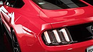FORD MUSTANG EXTERIOR DESIGN