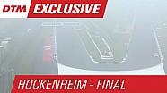 Foggy Hockenheimring! - DTM Hockenheim - Finale 2015