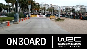Rally de España 2015: ONBOARD Latvala SS17