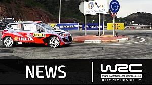 WRC - Rallye d'Espagne 2015 - Spéciales 18-20