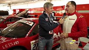 Intervista esclusiva a Emmanul Anassis | Finali Mondiali Ferrari