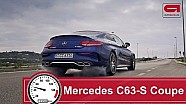 Mercedes-AMG C63-S Coupé sound