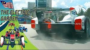 Putrajaya ePrix 2015: le camera-car