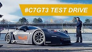 Test: Callaway Corvette C7 GT3-R