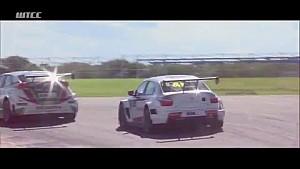 FIA WTCC. Лучшие моменты сезона 2015