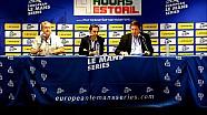 Press Conference at Estoril