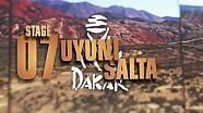 Dakar 2016 - Etapa 7 - autos y motos