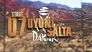 Dakar 2016 - Stage 7 - Cars and Bikes