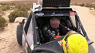Dakar 2016: it's over for Tom Coronel after mechanical failures