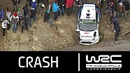 WRC Season Highlights 2015: Tänak CRASH/ Fanpower!