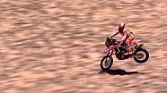 Wideoblog Rajd Dakar 2016: Paul Goncalves Crash