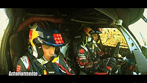 Resumen de la etapa 12 - Coche/Moto - (San Juan / Villa Carlos Paz)