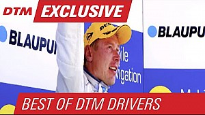 Scandinavia - All Time Best of DTM Drivers