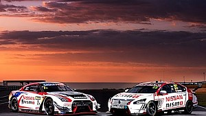 Nissan-Präsentation 2016 in Australien