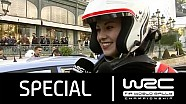 WRC Rallye Monte-Carlo 2016: Co-Drive Katrina Patchett