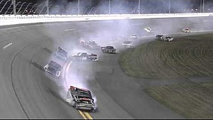 'Big One' Nascar Trucks