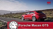 Porsche Macan GTS acceleration video
