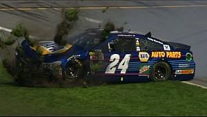 Chase Elliotts Crash beim Daytona 500