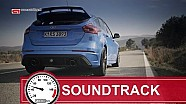 Ford Focus RS soundtrack