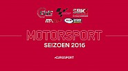 Motorsport bij Eurosport in 2016