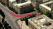 Preview of Baku F1 street circuit
