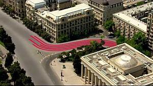 مسار حلبة باكو للفورمولا واحد