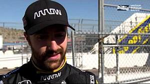 Тесты IndyCar в Финиксе перед стартом сезона 2016. День 1