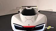 Pininfarina Green H2 SPEED | Futuro de hidrógeno del deporte motor