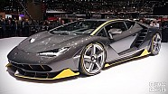 FIRST LOOK: Lamborghini Centenario LP770-4 - Geneva 2016