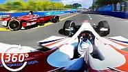 ePrix di Buenos Aires: la gara a 360°