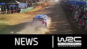 Rally Guanajuato México 2016: Stage 20 (80km stage!)