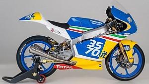 3570 Team Italia: Unveiling moto 2016
