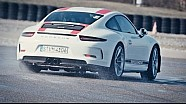 Driving lessons with the 911 R - Lesson 2: g-forces