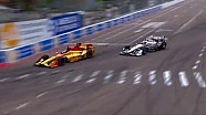 IndyCar St. Petersburg highlights
