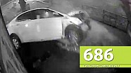 Car Crashes Compilation # 686 - March 2016 (English Subtitles)