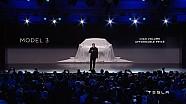 Tesla presenteert de Model 3