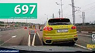 Car Crashes Compilation # 697 - April 2016 (English Subtitles)