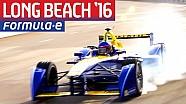 Le résumé des essais libres de l'ePrix de Long Beach