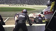 The No. 16 Roush Fenway team in action at Texas.