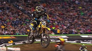 250 SX Highlights - Indianapolis - 2016 Monster Energy Supercross